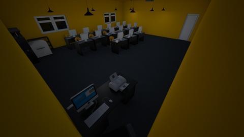 sala laboratorio full - Office - by Terzz13