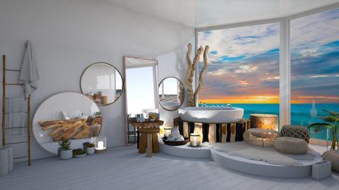 Beach Living Contest  - Kitchen  - by ChichiAsr