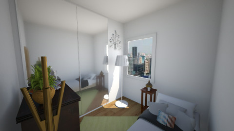 New bedroom design - Bedroom - by Sarah Canham