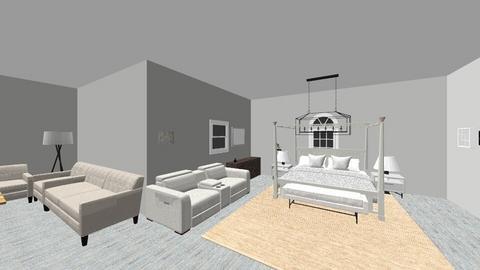 Vals Room - Modern - Bedroom  - by 362880