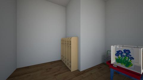 MY classroom  - by jadesplace