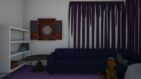 grape - Living room  - by Jonhatan v