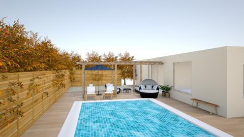 pool2 - Garden  - by DanaDesign