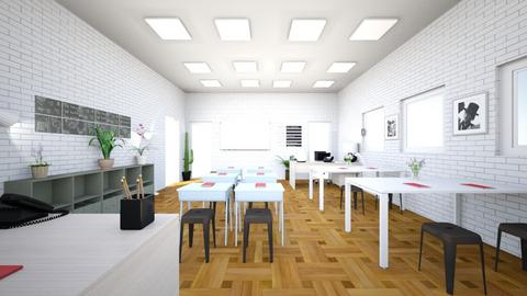 classroom jess 2 - Office  - by adrianehoward