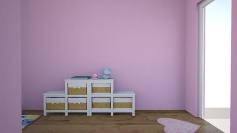 Nursery - Kids room - by annannANNann05