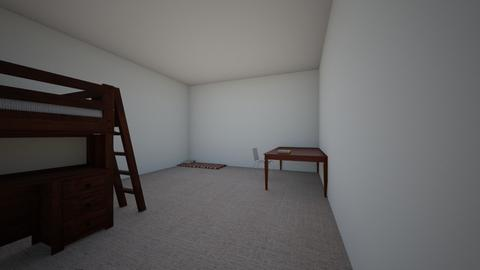 Bedroom - Kids room  - by Saske