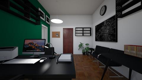 Lecznica - Office  - by Zuzia2006