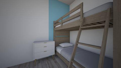 AKG123 - Modern - Bedroom  - by jcknox1977