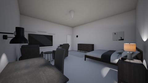 dream bed room - Bedroom  - by Brendan0