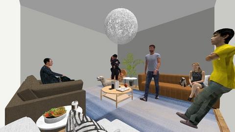 living room 1 - Living room  - by dunlopgirl