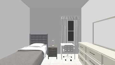 Alexas Room - Kids room - by kleuddya