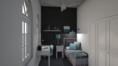 my small bedroom - Classic - Bedroom  - by weny