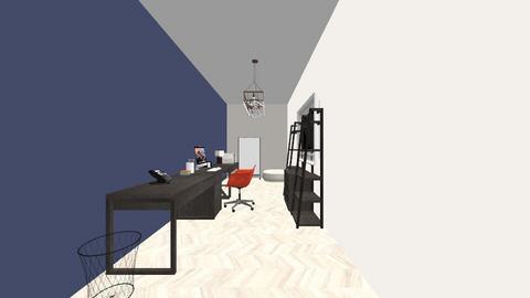 Modern Playful office - Office - by Addie Grace