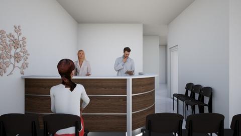 SALA DE ESPERA - Minimal - Office  - by juan manuel gomez