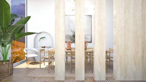 minimalistic dinning  - Minimal - by aestheticXdesigns