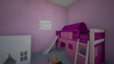 meg - Kids room  - by Giovanna kolb brustolin