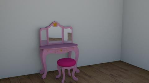 Color Therapy Vanity - Bedroom  - by Gab71892