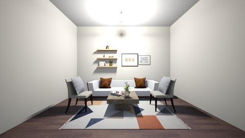 Boho Living Room - Living room - by franniethebunnylover