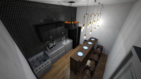 cozinha - Kitchen - by VagnerSchittler