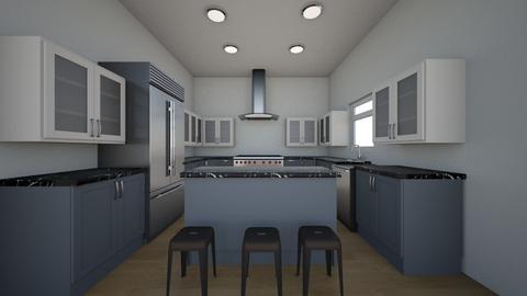 interior design project - Kitchen  - by rhebert22