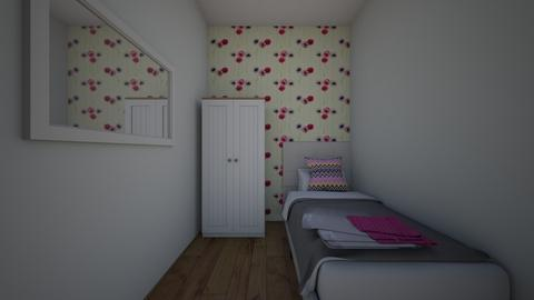 tay bed1 - Bedroom  - by koshaug