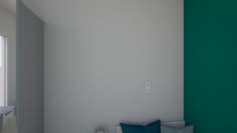 moj pokoj - Classic - Bedroom  - by lilakot1234