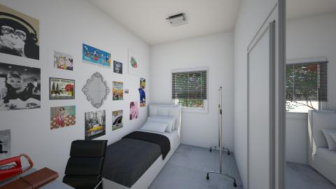 meu quarto4ty - Bedroom - by Araujo