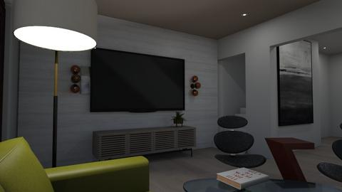 Congo St B3 - Modern - Living room - by Raymond Hill_Crate and Barrel_SFCA