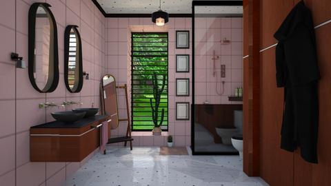 Banho MCM - Bathroom  - by Brubs Schmitt