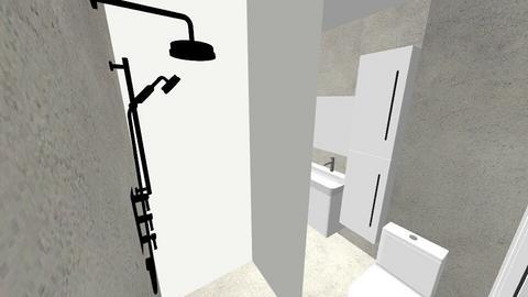Badkamer 2 - Bathroom  - by Chandraliu
