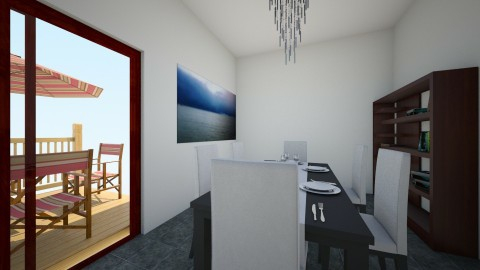 doolup  - Global - Dining room - by Erica Jane