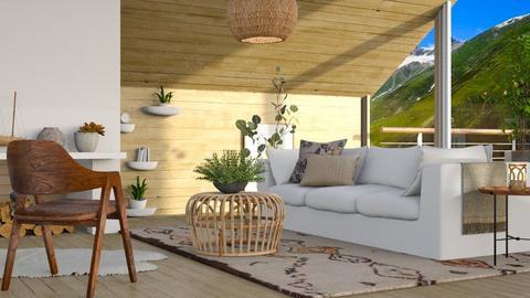 lake_contest_Sirtzuu93 - Living room  - by Sirtzuu93