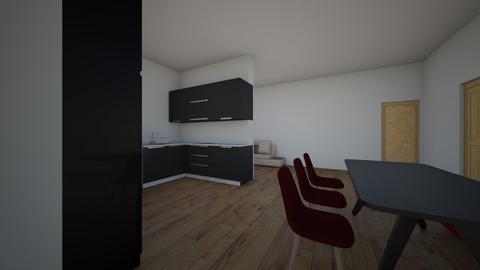 fenne en duke hotelkamer - by fennebergmans