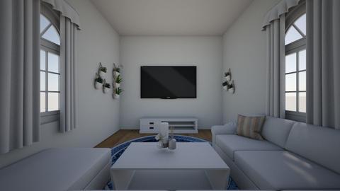 TV Room - Modern - by Black Swan