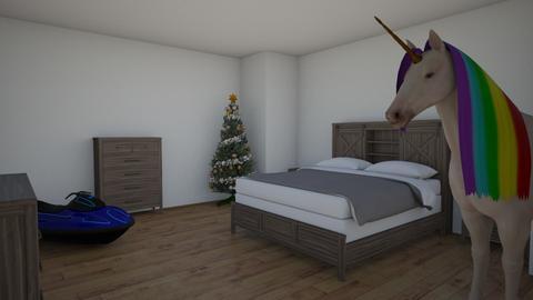 Daytons crib - Retro - Bedroom  - by Dayton1
