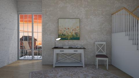remixed room  - Living room  - by Oyisha