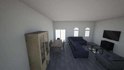 Kart Pre  - Living room  - by Niva T