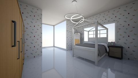 Girls Bedroom - Bedroom  - by Room designs