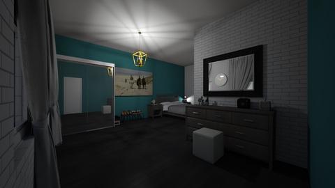 Nice bedroom - Bedroom  - by Noa Jones