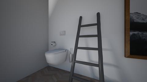 badkamer - Bathroom  - by Lg08