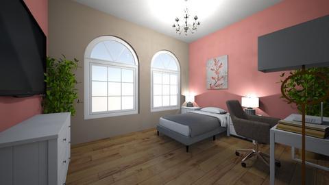 room - Bedroom  - by iuw_slimIII