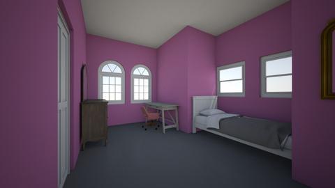 CHLOES BEDROOM - Bedroom  - by UNO678