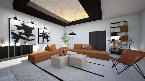 MOOD - Living room  - by zarky