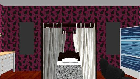 Room - Vintage - Bedroom  - by jcmswildcats17