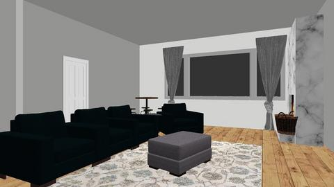 Dream House - Living room - by eb18755