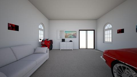 Jacobs Dream Room - Bedroom  - by jacobpor0303