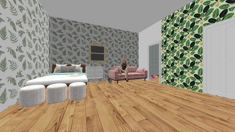 hsp - Classic - Bedroom  - by tatiana23