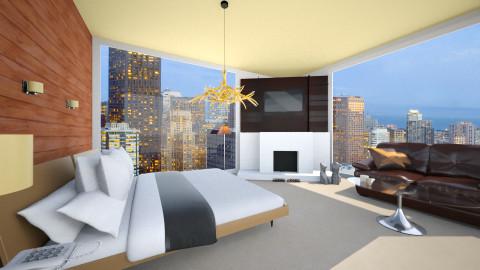 Bedroom 2 - Classic - Bedroom  - by Biohome