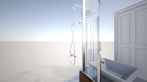bathroom - Modern - Bathroom  - by nessie1709
