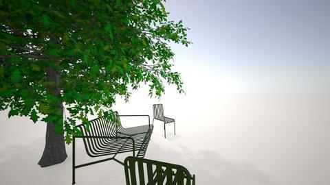 Petra i Emanuela 2020 - Garden - by pticurina
